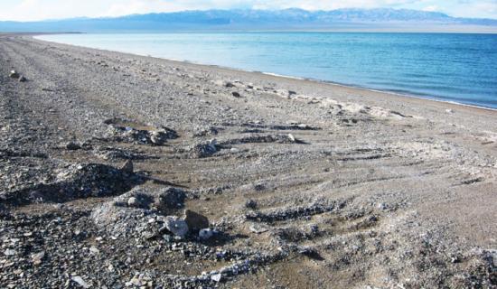 [Cryptozoologie] Le lac Khyargas Nuur (Mongolie)