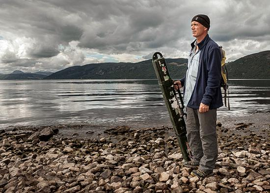 Cryptozoologie, documentaire, Jeremy Wade, River Monster, Philippe Banck, Loch Ness, Ecosse, requin du Groënland