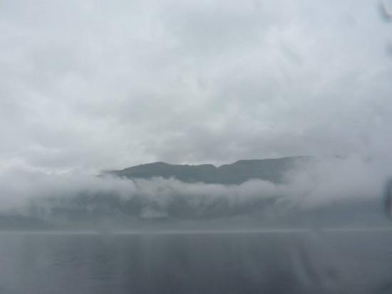 Loch lomond ecosse