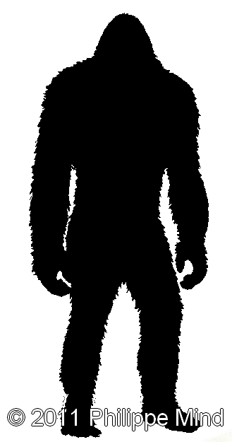Cryptozoologie cryptozoology hominidé inconnu hominoïde orang minyak oramg pendek orang bati The Satr Malaisie Philippe Mind décembre 2011 bigfoot Homme huileux Homme sauvage et velu Melaka Kampung